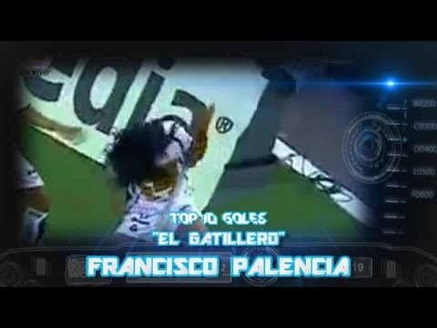 Top 10 - Francisco Palencia