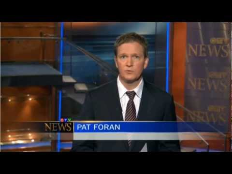 Home Insurance Case Review in Canada by CTV, Pat Foran