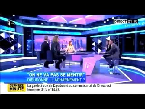 Dieudonné VS Manuel Valls & Jérôme Guedj