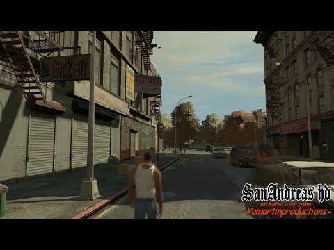 Loquendo GTA 4 San Andreas (on rage engine) Cap 3 HD