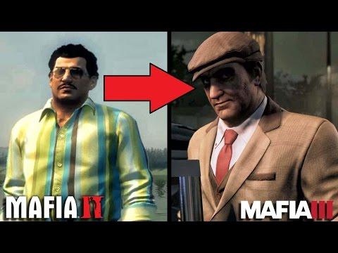 Mafia 2 VS Mafia 3 - ДЖО БАРБАРО В РУБРИКЕ ДО и ПОСЛЕ [Как изменился ДЖО?]