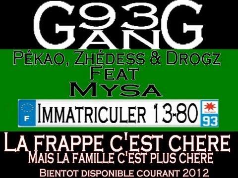 93Gang ft Mysa - Immatriculer 13-80 ( EXTRAIT )