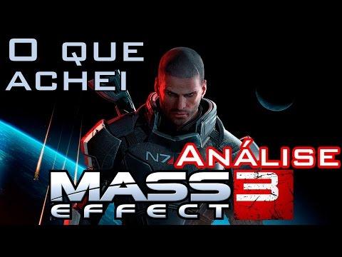 O que achei - Mass Effect 3 (Análise)