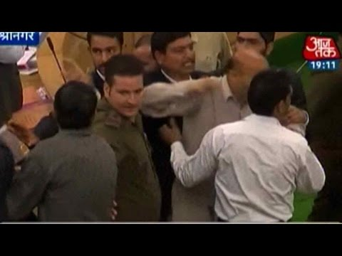 India 360: Ruckus In Jammu And Kashmir Assembly Over Beef Ban Issue