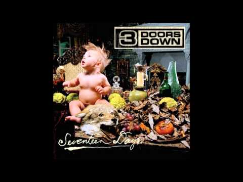 Here By Me - 3 Doors Down (Seventeen Days)