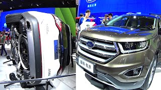 All new 2016, 2017 Ford Edge video Inside, outside, top and bottom, all you need to know