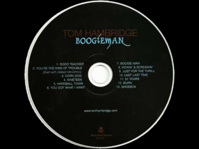 Tom Hambridge - Boogieman: Kickin&#039; &amp; Screamin&#039;