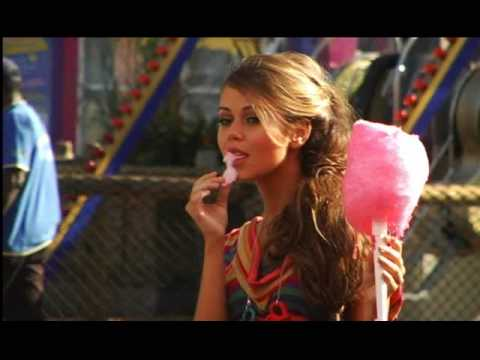 YMI Jeans Spring 2009 photoshoot featuring Actress Alexis Dziena at the ...