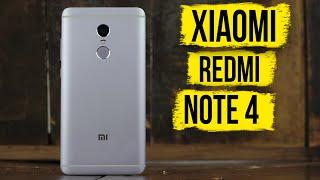 Xiaomi Redmi Note 4: обзор и мнение об очередном хите народной линейки - review - обсуждение