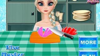 Elsa Master Chef New Baby Game Full HD GAMES