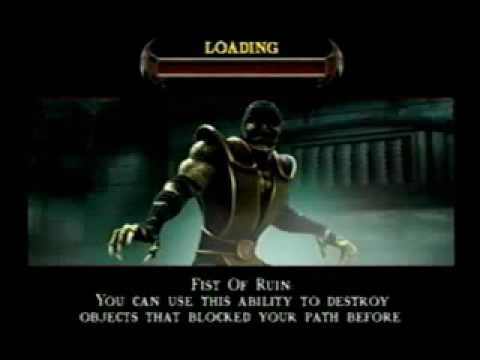 Mortal Kombat Shaolin Monks (PS2) Liu Kang PT.5