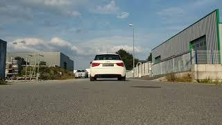 Audi A1 1.4 tfsi - Speed Noise Exhaust