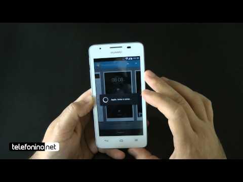 Huawei G510 videoreview da Telefonino.net