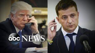 Trump in hot seat as public impeachment hearings begin l ABC News