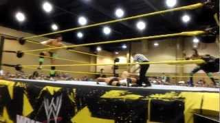Ziggler & Brad Maddox (Big E Langston) vs Briley Pierce & Trent Barreta