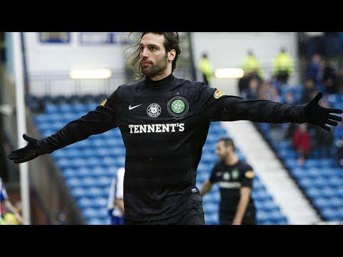 Georgios Samaras Goal, Kilmarnock 1-3 Celtic, 08/12/2012