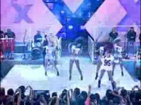 Anitta no TV Xuxa - Show das Poderosas 1105