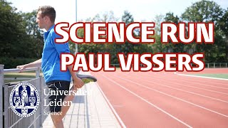 Paul Vissers - Leiden Science Run 2018