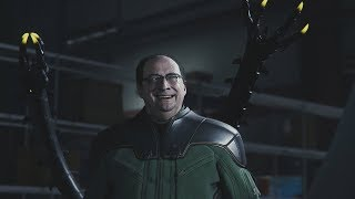 Spider-Man - Dr Otto Transition Into Doctor Octopus