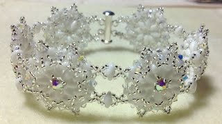 (Tutorial) Celestial Bracelet PART 1 (Video 107)