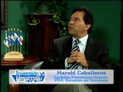 Inversion y Desarrollo con Luis Velasquez 176 1/1 Plan de Desarrollo, Guatemala 2050