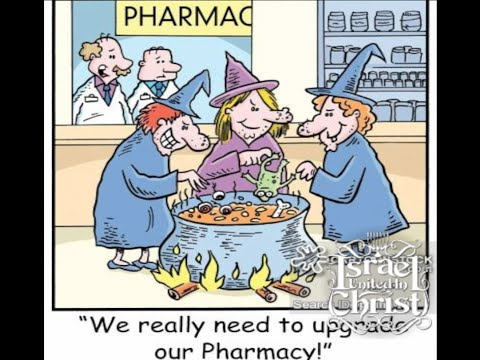 The Israelites:HEALTH  and RESTORATION from the Witchcraft in Pharmacies!!!