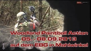 EBG EuroBigGame Event 2 Trailer No3 2013 by PAINTBALL CHANNEL