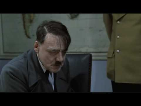 Hitler finds out...