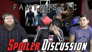 Fantastic Four Spoiler Discussion