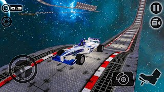 Mega Ramp Transform Racing: Impossible Stunts 3D - Android Gameplay FHD