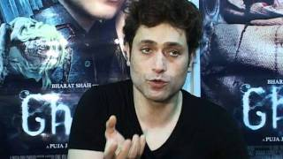 Ghost - Bollywood World - Shiney Ahuja And Sayali Bhagat Speak On Their Upcoming Movie - Ghost