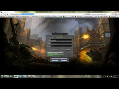TankiOnline   invite code   servers 1 . 2 .5