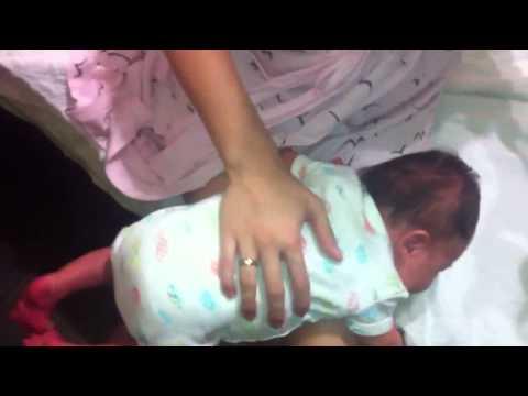 Как сделать чтобы отошли газы у ребенка
