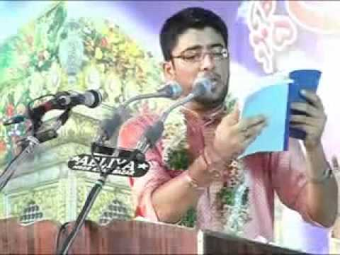 New Manqabat - Mir Hassan Mir Ali A.s Key Sath Hai 11 Of 11.flv video