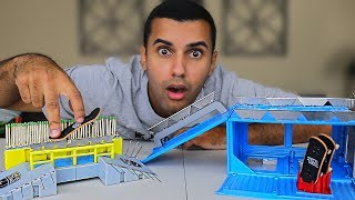 MOST DANGEROUS TECH DECK / FINGERBOARD MOD OF ALL TIME 2!!! (EXTREME FINGERBOARDING!!)