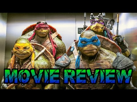 RMN: Teenage Mutant Ninja Turtles Movie Review