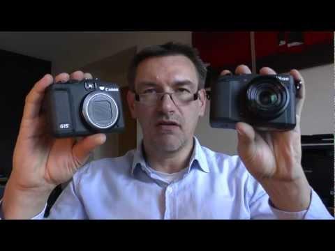 Canon PowerShot G15 vs. Nikon Coolpix P7700 - My Review (English