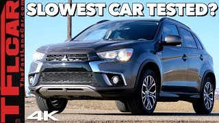 The 2019 Mitsubishi Outlander Sport GT Sounds Sporty...But Is It? TFL Road Test Ep.1