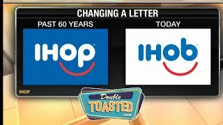 IHOP CHANGES NAME TO IHOB - There is no need for this