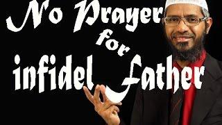 Canadian Muslim Girl CRIES to Zakir Naik Cause No Pray INFIDEL Father