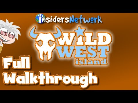  Poptropica: Wild West Island Full Walkthrough 