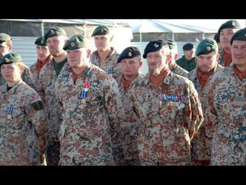 de danske soldater- Marching Song