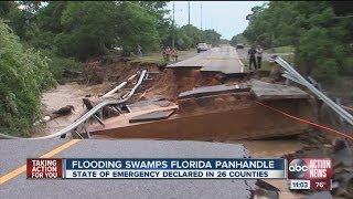 Flooding in (Florida) Panhandle   5/1/14