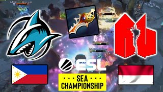 EPIC 3 GAMES ! ADROIT vs ARMY GENIUSES - ESL SEA CHAMPIONSHIP Road to Birmingham 2020
