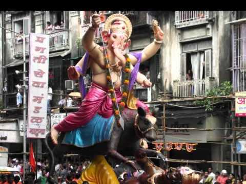 Morya Morya -Deva Tuzya Dari Aalo Superhit Ganpati Song - Ajay...