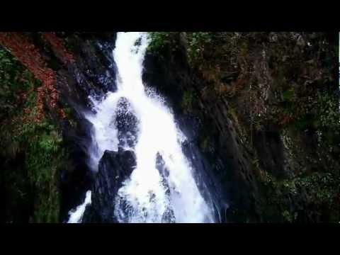 Devil's Bridge Ceredigion Wales The Three Bridges Jacob's Ladder