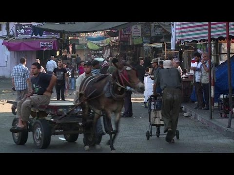Calm comes back in Gaza as long-term truce takes hold