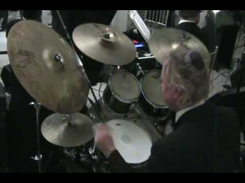 George Hooks (Sick Drummer) Playing At A Chasuna At Addison Park.mp4 Video