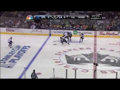 HD - St. Louis Blues - LA Kings 05.10.13 Game 6