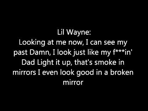 Lil Wayne ft. Bruno Mars Mirror lyrics
